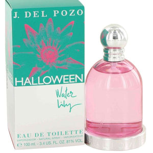 Halloween Water Lily by Jesus Del Pozo 3.4 oz Eau De Toilette Spray for Women - GetYourPerfume.com