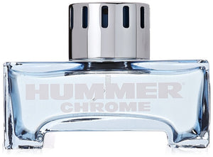 Chrome by Hummer 4.2 oz Eau de Toilette Spray for Men
