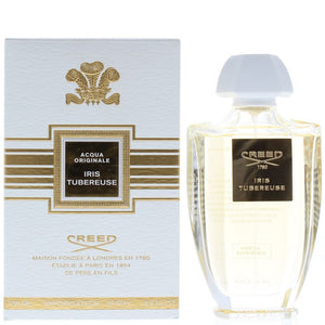 Creed Aqua Originale Iris Tubereuse 3.3 oz Eau de Parfum Spray for Women - GetYourPerfume.com