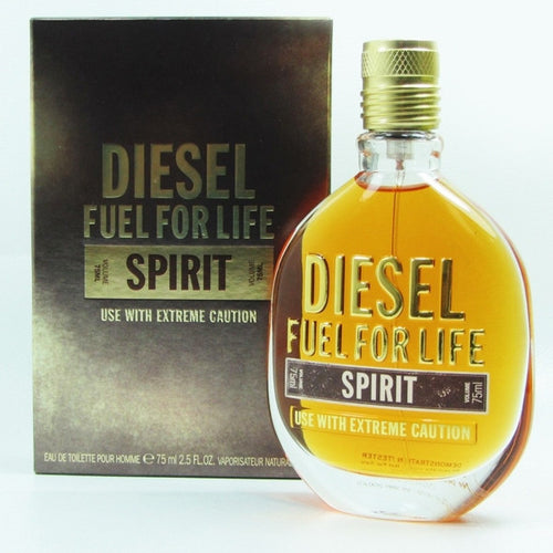 Fuel for Life Spirit by Diesel 2.5 oz EDP Spray for Men - GetYourPerfume.com