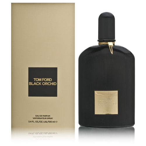 Black Orchid By Tom Ford 3.4 oz Eau De Parfum Spray Unisex Perfume - GetYourPerfume.com