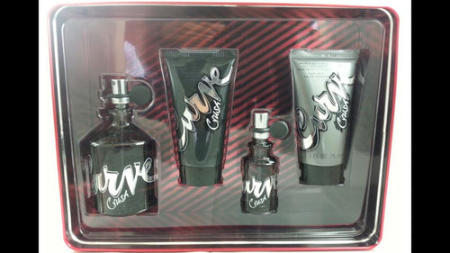 Liz Claiborne Curve Crush by By Liz Claiborne 4Pcs. Gift Sets For Men, . - GetYourPerfume.com