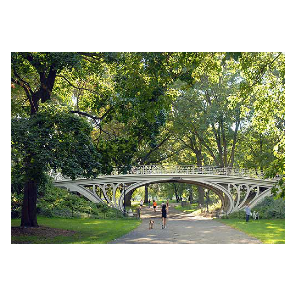 Bridge No. 28 in Central Park