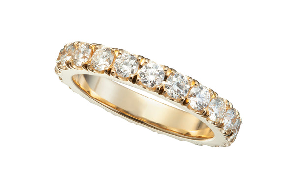 Eternity Band with Diamonds