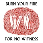 OLSEN,ANGEL - BURN YOUR FIRE FOR NO WITNESS (CD)