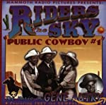 RIDERS IN THE SKY - PUBLIC COWBOY NO. 1 MUSIC OF (CD)