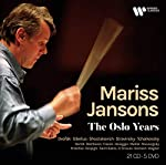 JANSONS - THE OSLO YEARS (CD)
