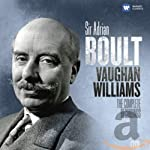 SIR ADRIAN BOULT - ADRIAN BOULT CONDUCTS VAUGHAN WILLIAMS - THE COMPLETE EMI RECORDINGS (CD)
