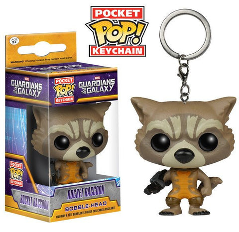 Pocket Pop! Keychain - Rocket Racoon