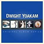 YOAKAM, DWIGHT - ORIGINAL ALBUM SERIES (5CD) (CD)