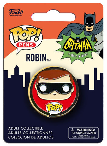 Pop! Pins - 1966 Robin