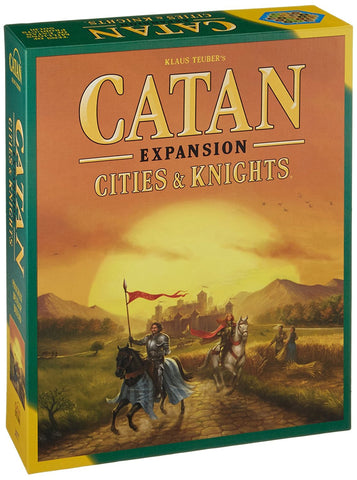 Catan Settlers & Knights Expansion Board Game