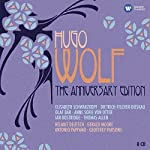 VARIOUS ARTISTS - HUGO WOLF: 150TH ANNIVERSARY EDITION (9CD BOX) (CD)