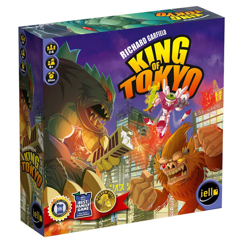 King of Tokyo Board Game