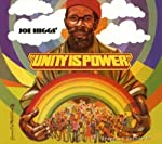 HIGGS, JOE - UNITY IS POWER (CD)