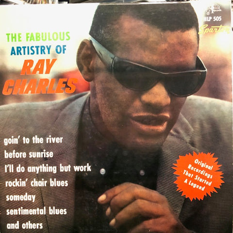 Ray Charles - Fabulous Artistry Of (Used LP)