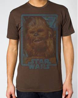 Star Wars Chewie T-Shirt