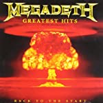 MEGADETH - GREATEST HITS - BACK TO THE START (CD)