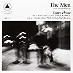 THE MEN - LEAVE HOME (SACRED BONES 10TH ANNIVERSARY EDITION ON CLEAR VINYL - VERY LIMITED)