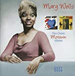 WELLS, MARY - THE ONE WHO REALLY LOVES YOU/TWO LOVERS (CD)