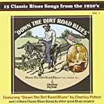 VARIOUS - DOWN THE DIRT ROAD BLUES (CD)