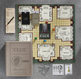 Clue Board Game (Vintage Bookshelf Edition)