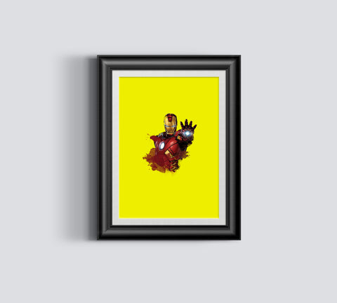 MR01: Iron Man