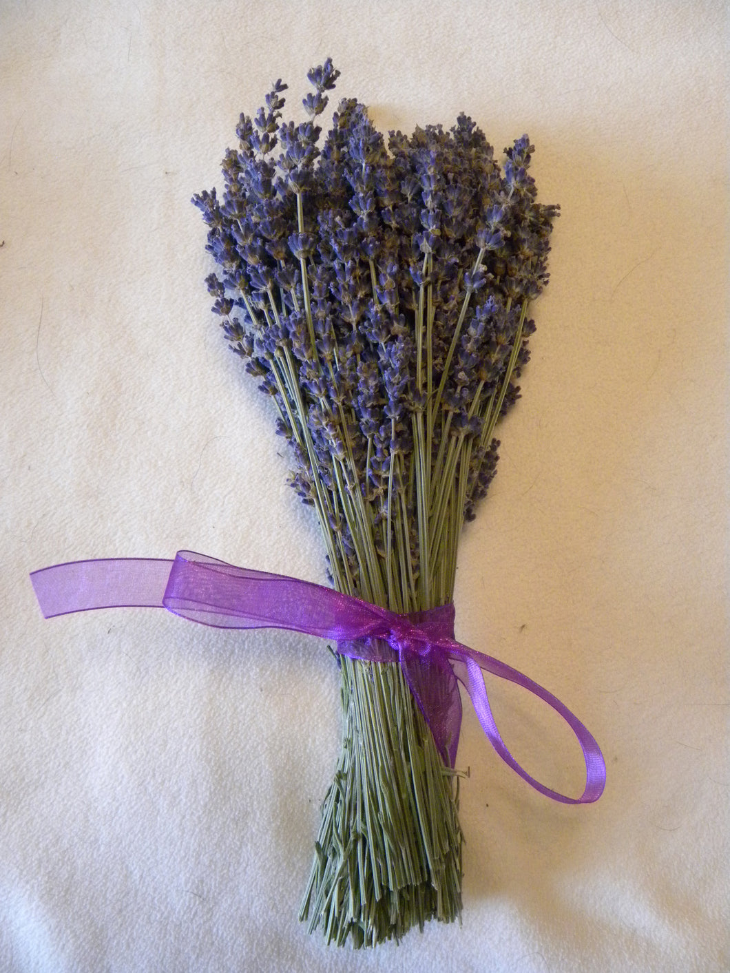4 x Dried English Lavender Bouquets