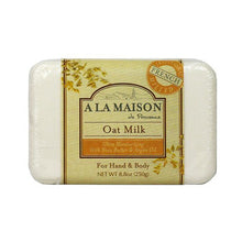A La Maison - Traditional French Milled Bar Soap Oat Milk