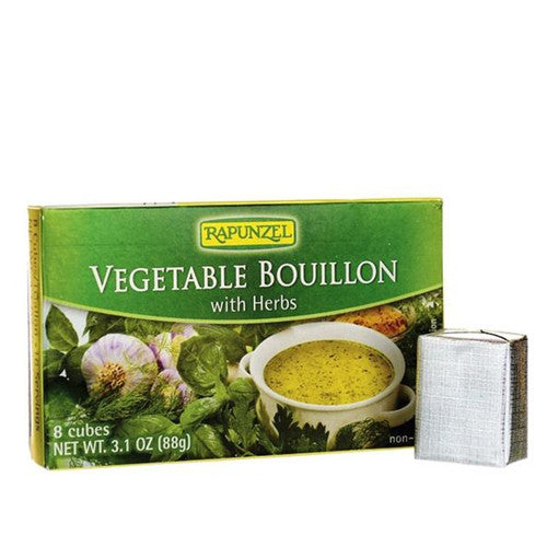 Rapunzel Vegetable Bouillon -- 3.1 oz