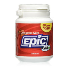 Epic Dental - Xylitol Sweetened Gum Cinnamon