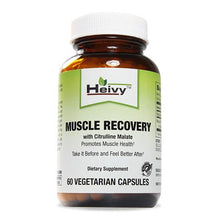 Muscle Recovery with Citrulline Malate, 60 Veg Caps