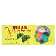 Prince of Peace Ginkgo Biloba and Red Panax Ginseng Extract