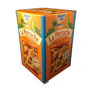 La Perruche Rough Cut Brown Sugar Cubes - 4 Packages
