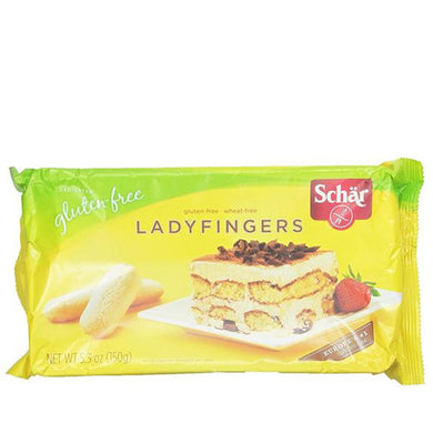 Schar Naturally Gluten-Free Wheat-Free Ladyfingers -- 5.3 oz