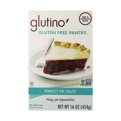 Gluten-Free Pantry, Glutino, Perfect Pie Crust, 16 oz (454 g)
