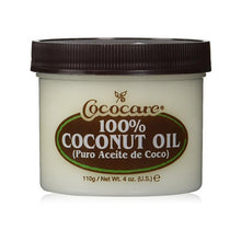 Cococare Coconut Oil 100% Pure 4 Oz