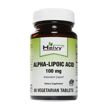 Alpha-Lipoic Acid 100 mg, 60 Veg Tabs