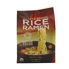 Lotus Foods Rice Ramen Noodles with Miso Soup