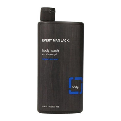 Every Man Jack Body Wash 16.9 oz (500 ml)