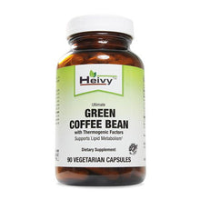 Ultimate Green Coffee Bean with Thermogenic Factors, 90 Veg Caps
