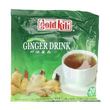 Gold Kili All Natural Instant Caffeine-free Ginger Drink, 20-Count Bags