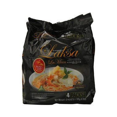 Prima Taste Laksa Coconut Curry Lamian Noodles, 26 Ounce