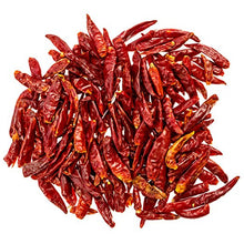 Szechuan Whole Dried Chilies - Chinese Dried Red Chili Peppers - Making Hot Chili Oil & Sichuan Chongqing Hotpot - Premium Quality - 4 Oz