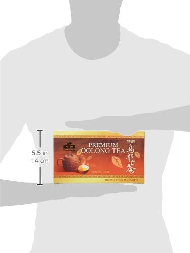 Royal King Premium Oolong Tea 100 Tea Bags