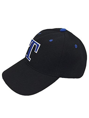T letter Embroidery Snapback Hats Sports Team Baseball Adjustable Size Caps