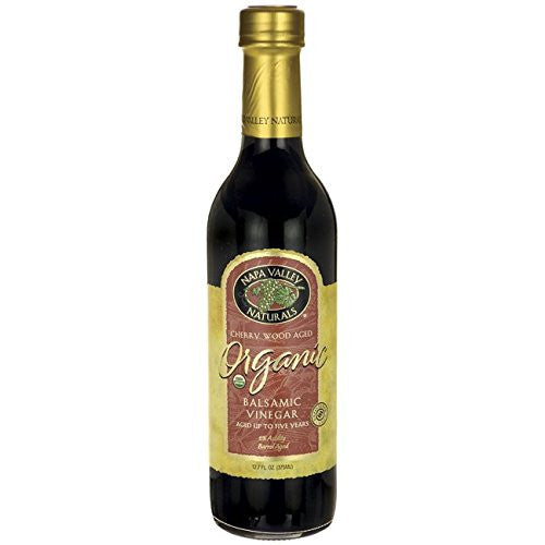 NAPA VALLEY NATURALS VINEGAR BALSAMIC ORG, 12.7 OZ