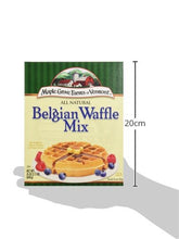 Maple Grove Farms All Natural Belgian Waffle Mix, 24 oz