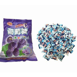 Hongyuan Classic Grape Hard Candy - 12.3 Oz