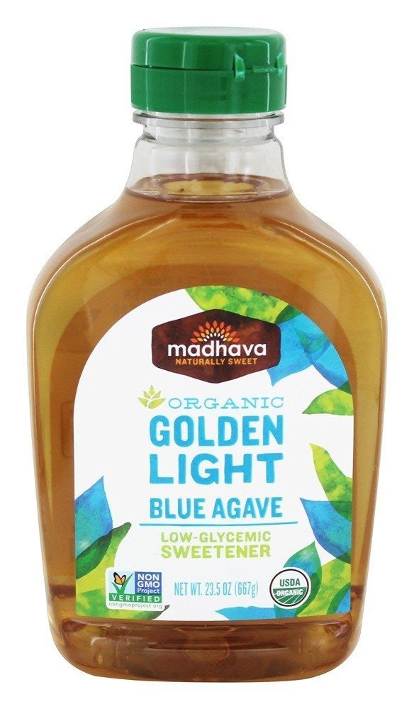 Madhava Organic Light Agave, 23.5 Ounce